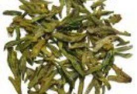 Žalioji arbata, imbieras ir ženšenis