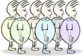 Ar paros ritmo nesilaikymas turi įtakos nutukimui?