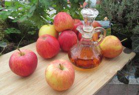 Obuolių actas - valiklis, kosmetika ir maisto produktas viename buteliuke