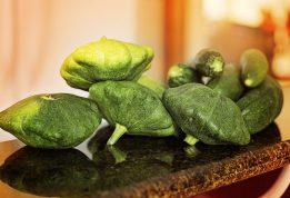 Patisonai – stebinančios išvaizdos daržovė, pasižyminti savitu skoniu ir nauda sveikatai